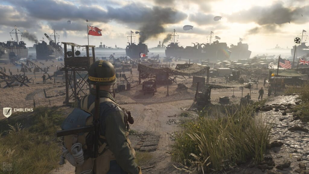 Call of Duty WWII torrent download