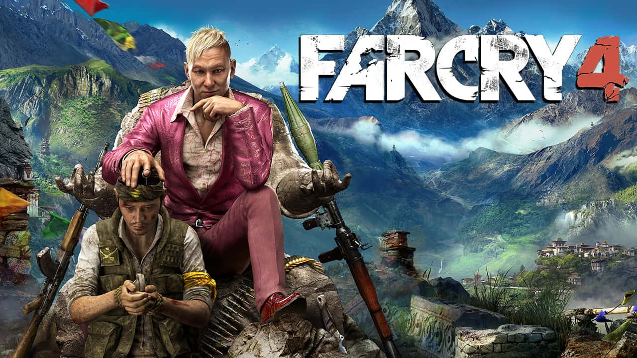 Far Cry 4 free download torrent