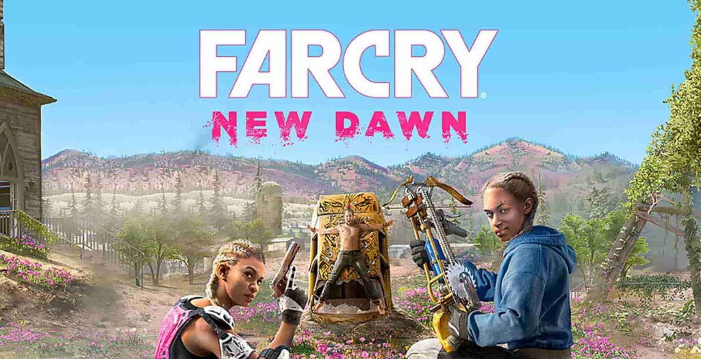 Far Cry New Dawn torrent download