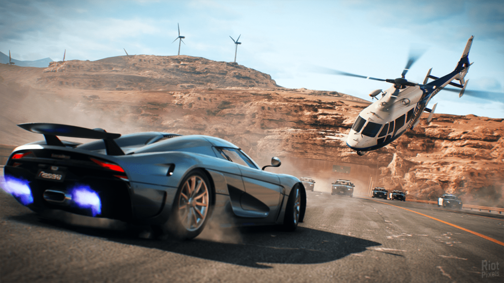 Need For Speed Payback pc torrent Download