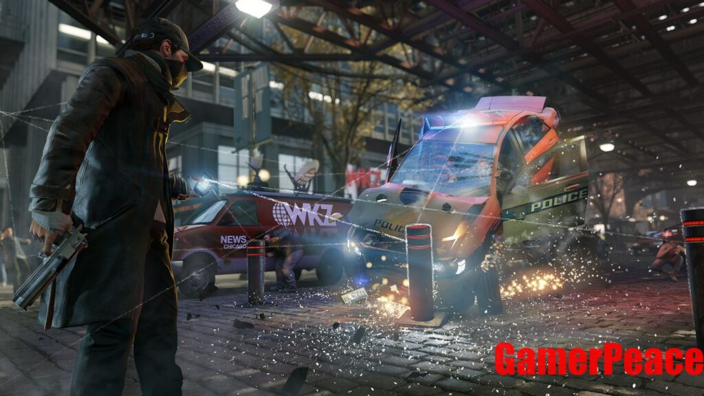 Watch Dogs Torrent pc download