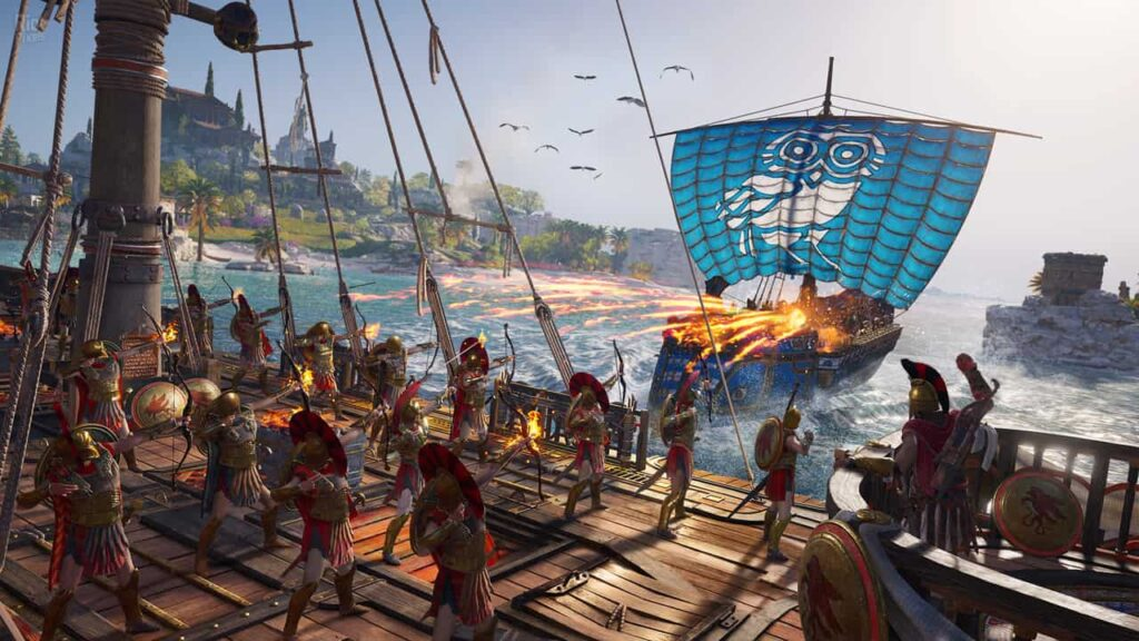 Assassins Creed Odyssey torrent pc download