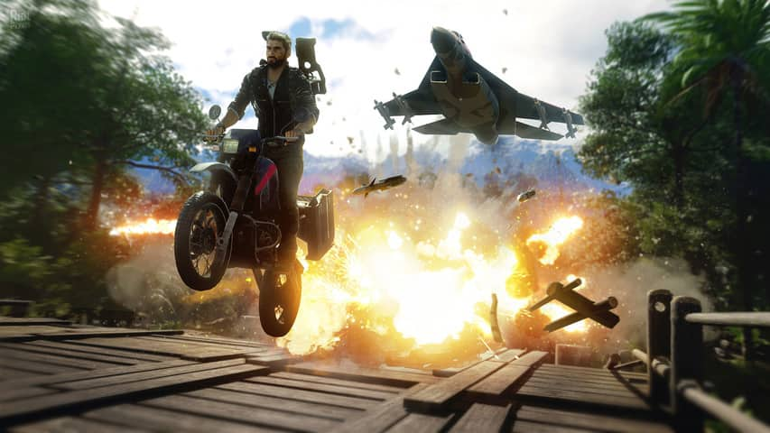 Just Cause 4 pc torrent download