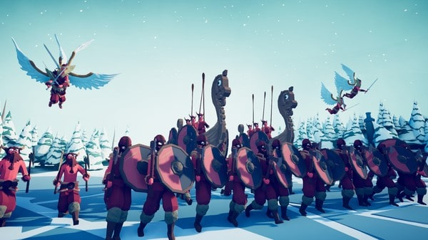 totally Accurate Battle Simulator latest version download