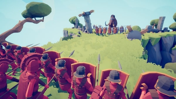 totally Accurate Battle Simulator torrent download