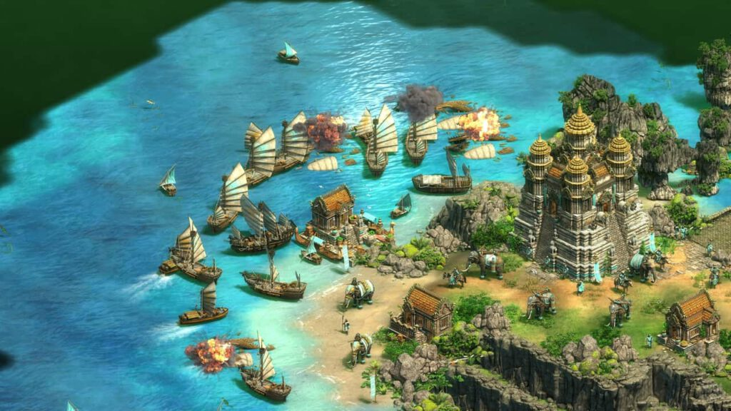 Age of Empires II Definitive Edition free pc download