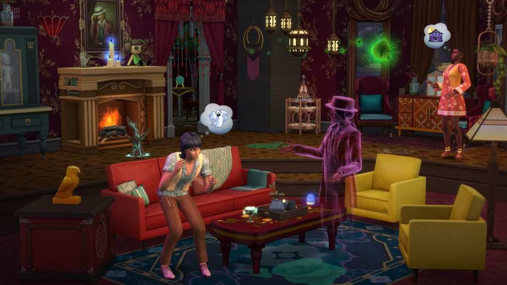 The Sims 4 Deluxe Edition v1.70.84.1020 Torrent Download