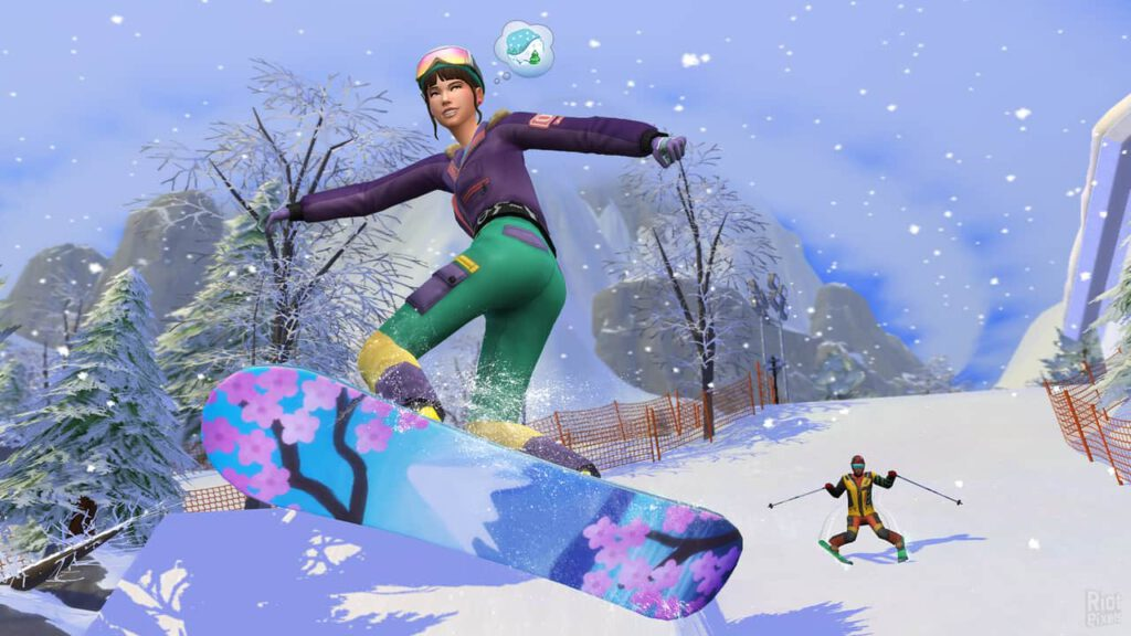The Sims 4 Deluxe Edition v1.70.84.1020 pc download free