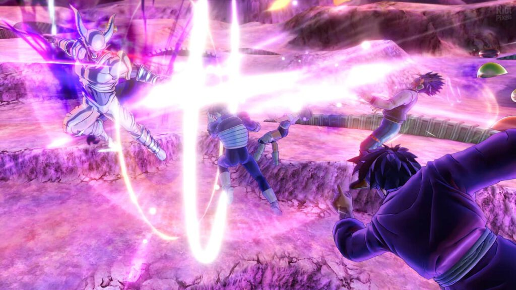 Dragon Ball Xenoverse 2 Torrent free Download