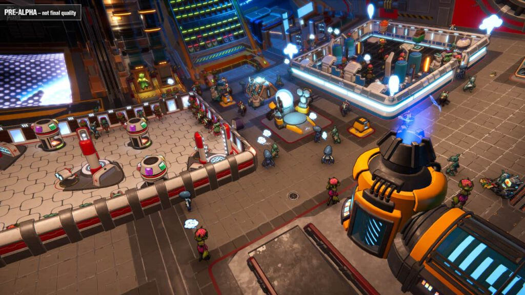 Spacebase Startopia Extended Edition Torrent Download