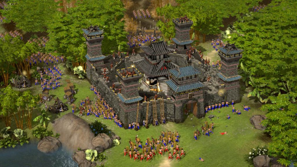 Stronghold Warlords pc Download