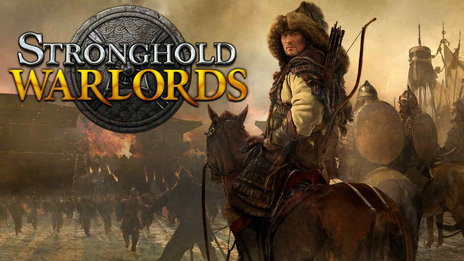 Stronghold Warlords pc