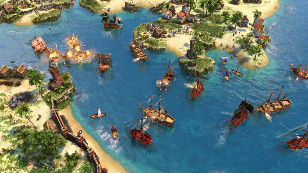 Age of Empires III Definitive Edition Torrent
