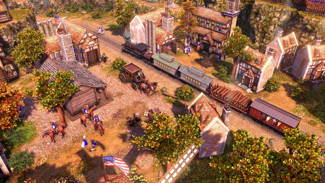 Age of Empires III Definitive Edition Torrent free Download