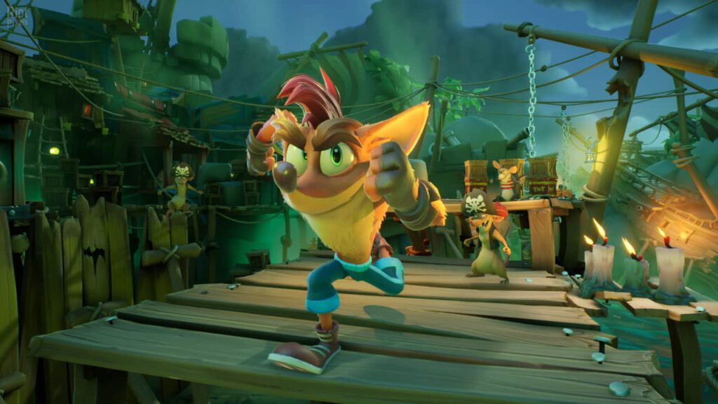 Crash Bandicoot 4 It's About Time Torrent Download