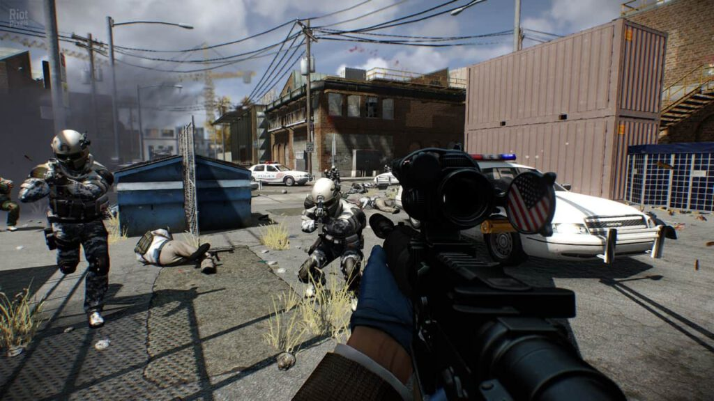 PayDay 2 Torrent Download-