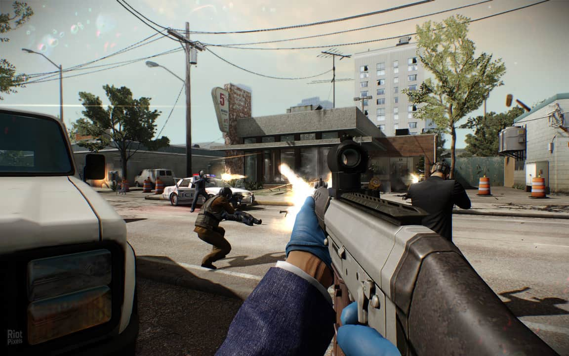 PayDay 2 Torrent free Download