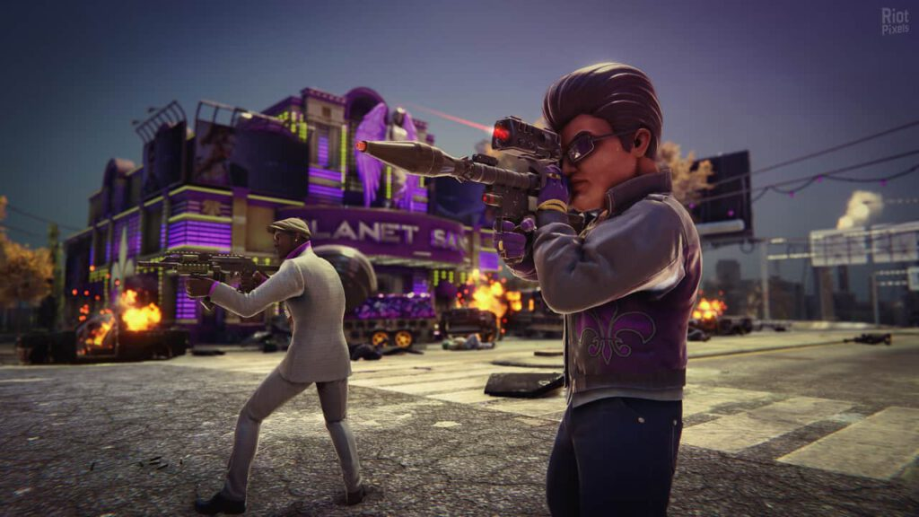 Saints Row The Third Remastered Torrent