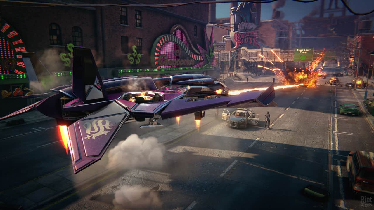 Saints Row The Third Remastered Torrent free Download