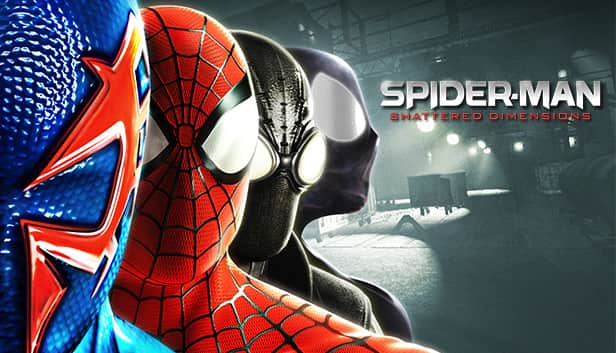 Spider-Man Shattered Dimensions free Download