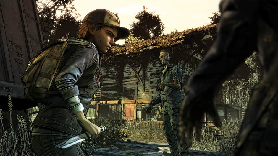 The Walking Dead The Telltale Definitive Series Torrent free Download