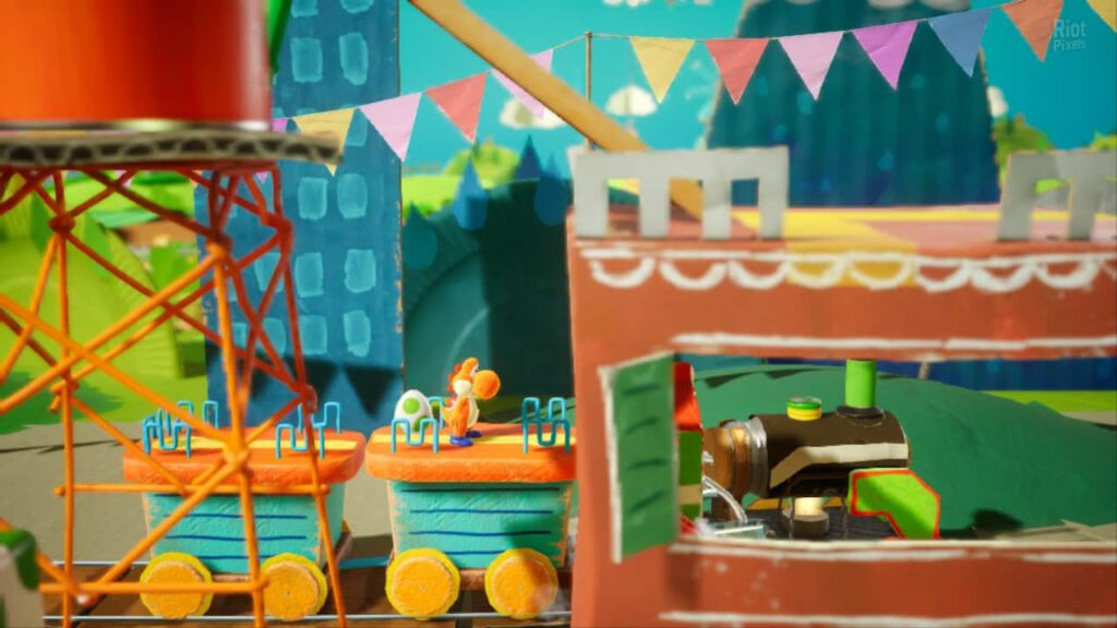 Yoshi's Crafted World Torrent