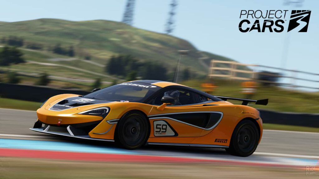 Project CARS 3 Deluxe Edition Torrent Download