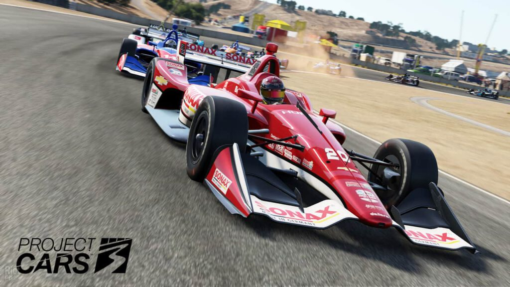 Project CARS 3 Deluxe Edition Torrent free Download