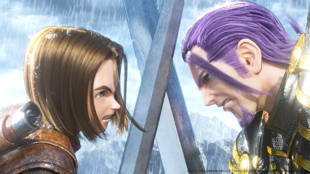 Dragon Quest XI Echoes of an Elusive Age free Torrent Download