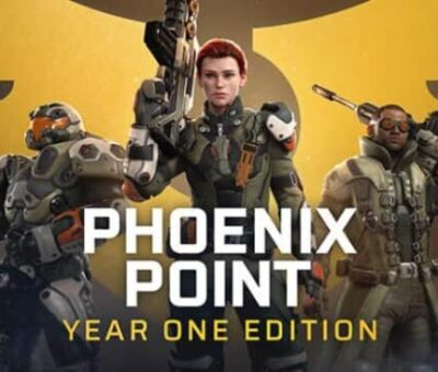Phoenix Point Year One Edition free Download