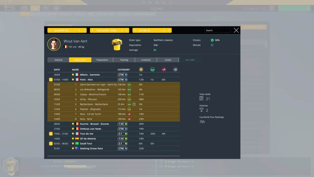 Pro Cycling Manager 2021 Torrent