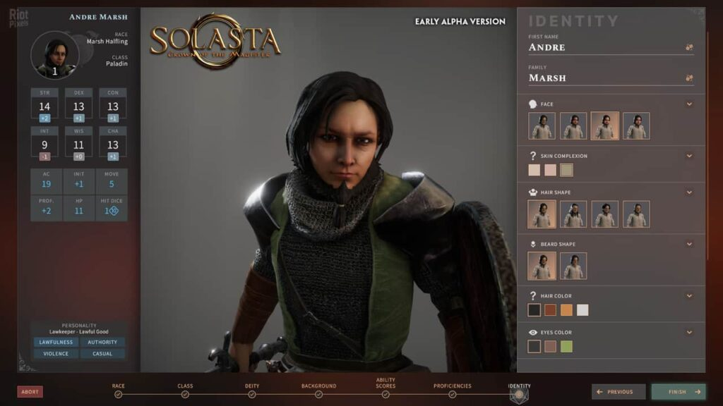 Solasta Crown of the Magister free Torrent Download