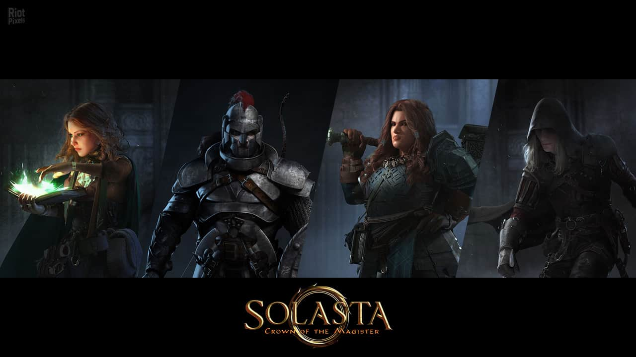 Solasta Crown of the Magister free Torrent