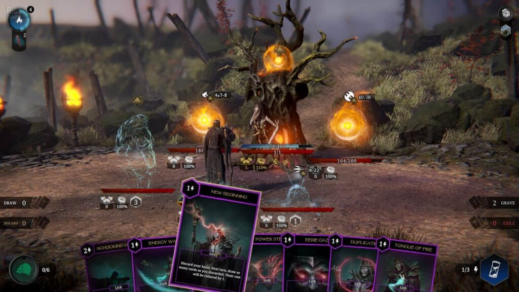 Tainted Grail Conquest free Torrent Download-