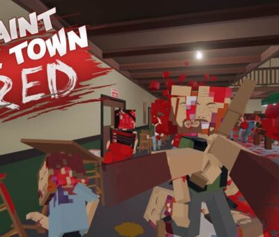 Paint the Town Red Torrent Download