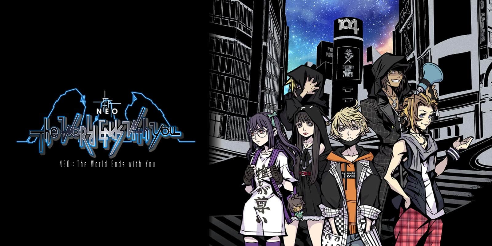 NEO The World Ends with You Torrent Download